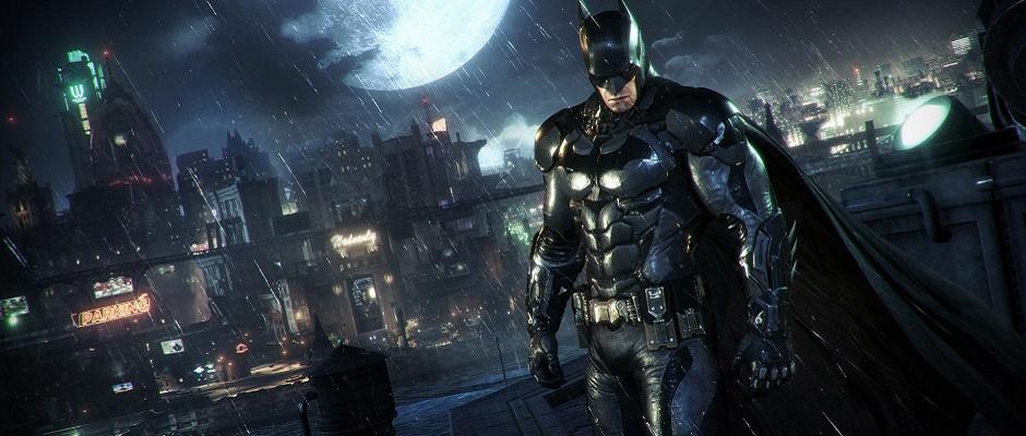 Batman Arkham Knight Feature