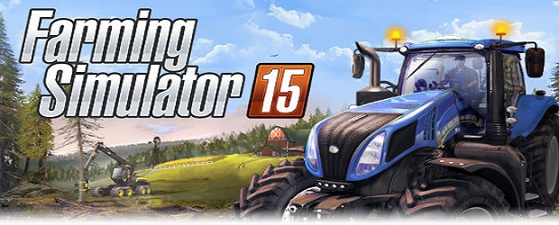 Farming Simulator 2015 Logo