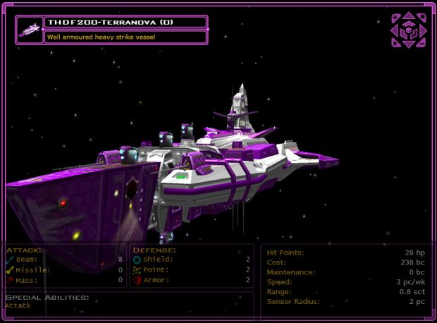 Galactic Civilisations Screenshot