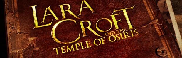 Lara Croft und der Tempel des Osiris Logo