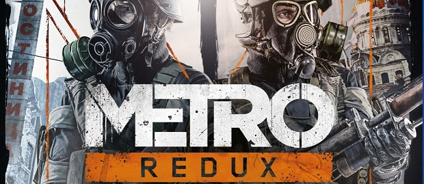 Metro Redux Logo