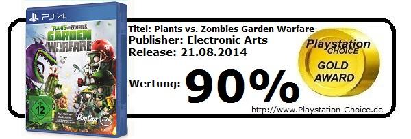 Plants vs Zombies Garden Warfare-PS4-Die-Wertung-von-Playstation-Choice
