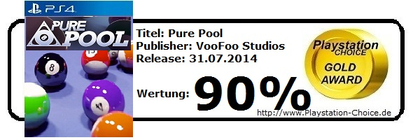 Pure Pool-PS4-Die-Wertung-von-Playstation-Choice