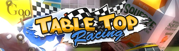 Tabletop Racers Logo