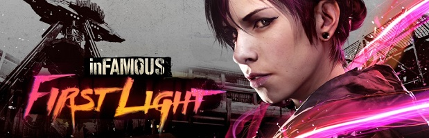InFAMOUS First Light Logo