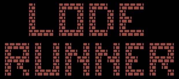 Lode Runner Logo