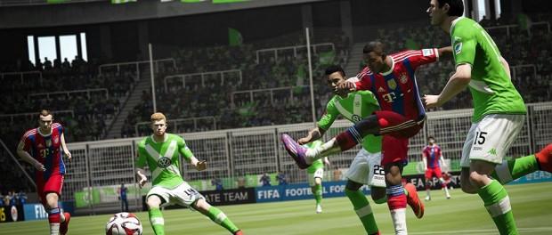 FIFA 15 Feature