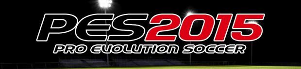 PES 2015 Logo