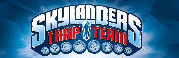Skylander Trap Team Logo