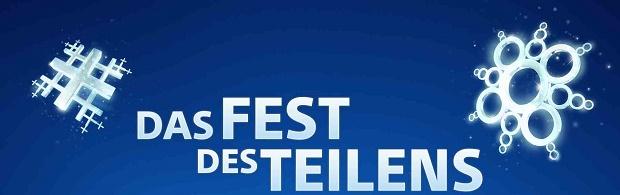 Das Fest des Teilen Logo