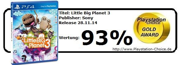 Little Big Planet 3-Die-Wertung-von-Playstation-Choice