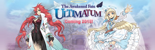 The Awakend Fate Ultimatum TAWU Logo