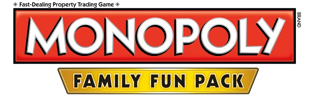 Monopoly Family Fun Pack Logo