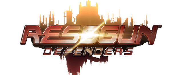 Resogun Defenders Logo
