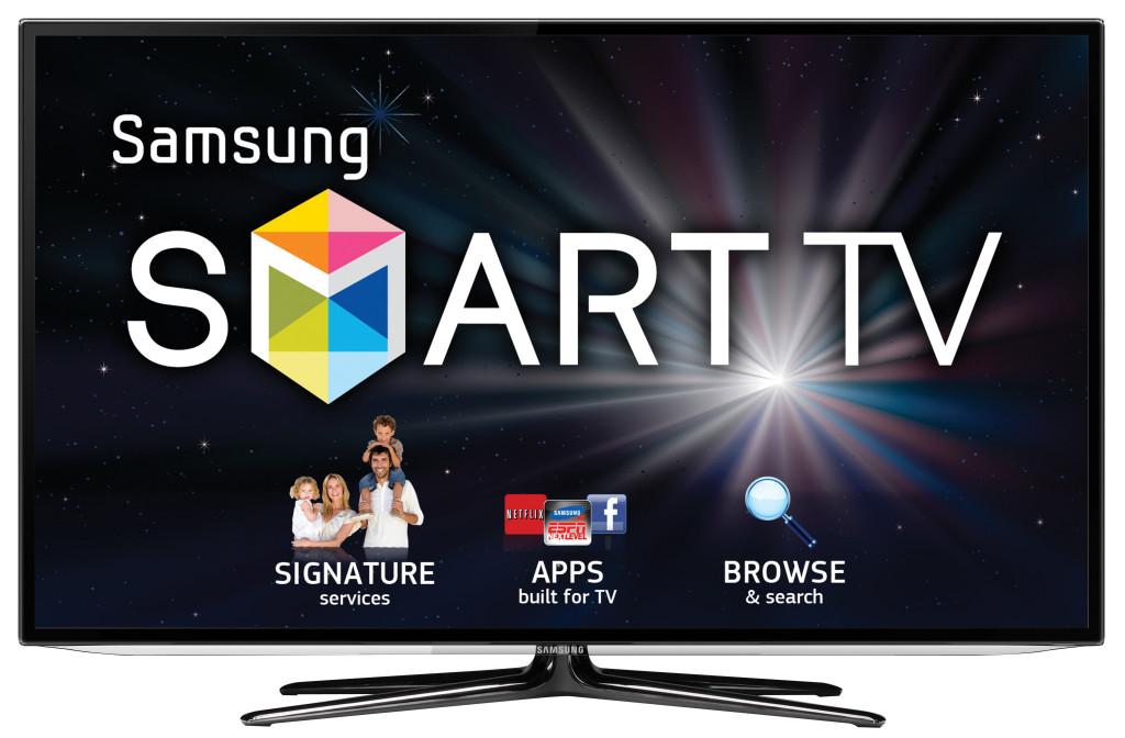 Samsung Smart TV mit Spracherkennung