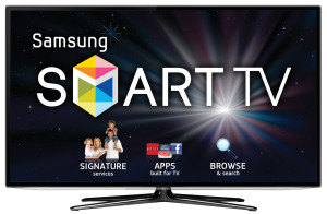Samsung Smart TV mit Spracherkennung