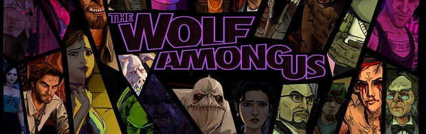 Wolf Among Us Logo