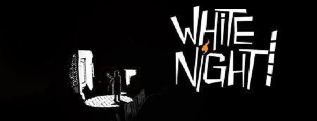 White Night Logo
