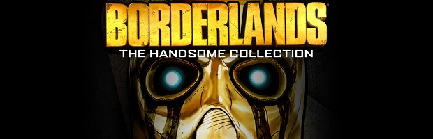 Borderlands - The Handsome Collection PS4 Logo