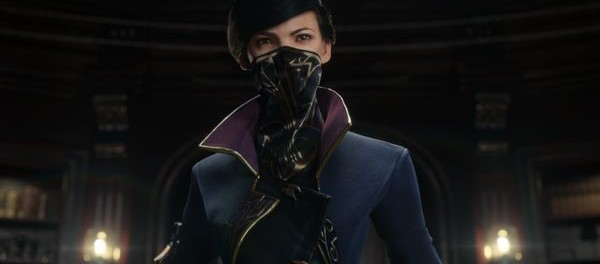 Dishonored 2Logo