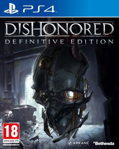 Dishonored-Definite Edition VerpackungLogo