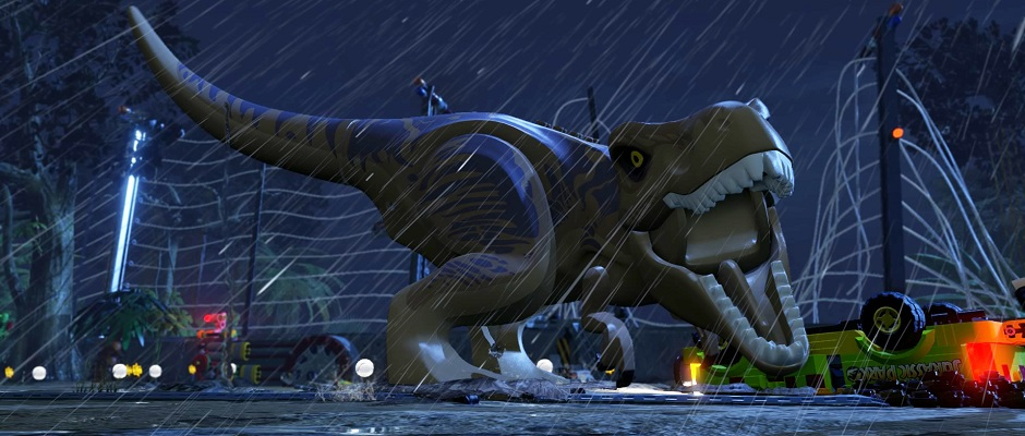 Lego Jurassic World PS4 Feature