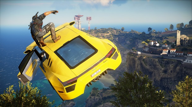 Just Cause 3 Screenshot gamescom