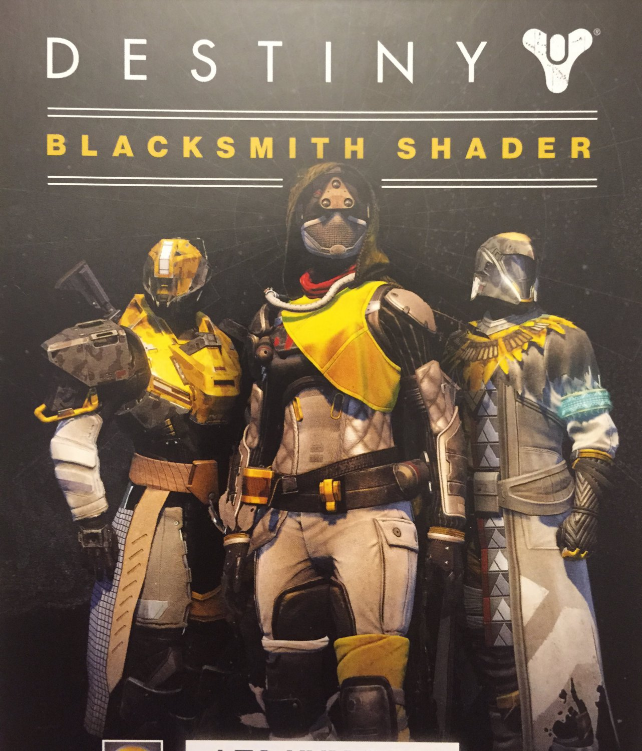 Blacksmith Shader