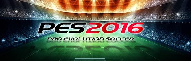 PES 2016 Logo