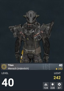 Tag 1 Titan