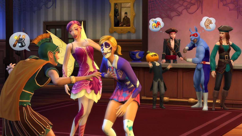 Die Sims 4 Grusel Accessoires (1)