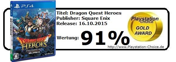 Dragon Quest Heroes - Der Weltenbaum und der Tyrann aus der Tiefe-Die-Wertung-von-Playstation-Choice