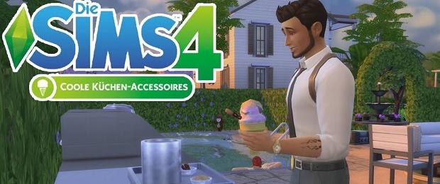 Sims 4 Küchenaccessoires Logo