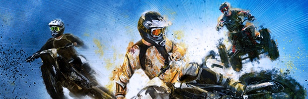 Mx vs ATV Supercross Encore PS4 Logo