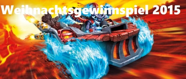 Skylanders Superchargers Feature