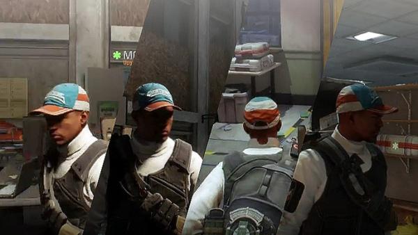 The Division - Beta-Rewards