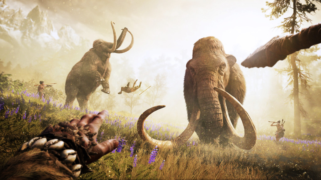 Mammut Jagd Farcry Primal