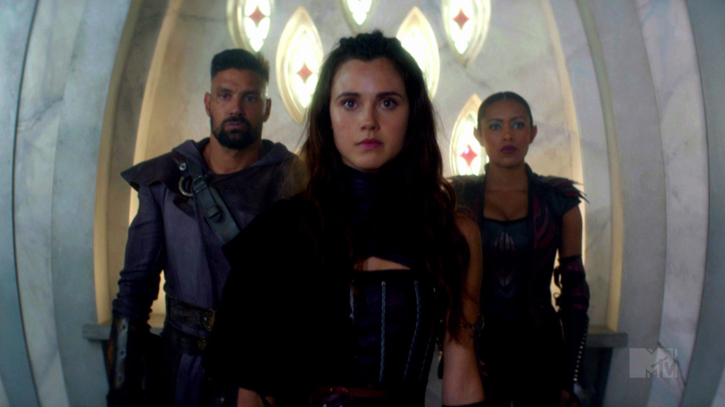 The Shannara Cronicles Arbolon Palace