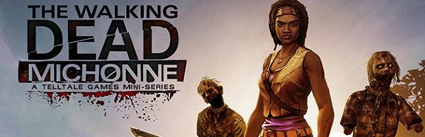 The Walking Dead Michonne Logo