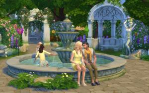 Die Sims 4 Garten Accessoires (1)