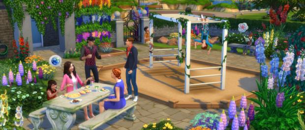 Die Sims 4 Garten Accessoires (2)