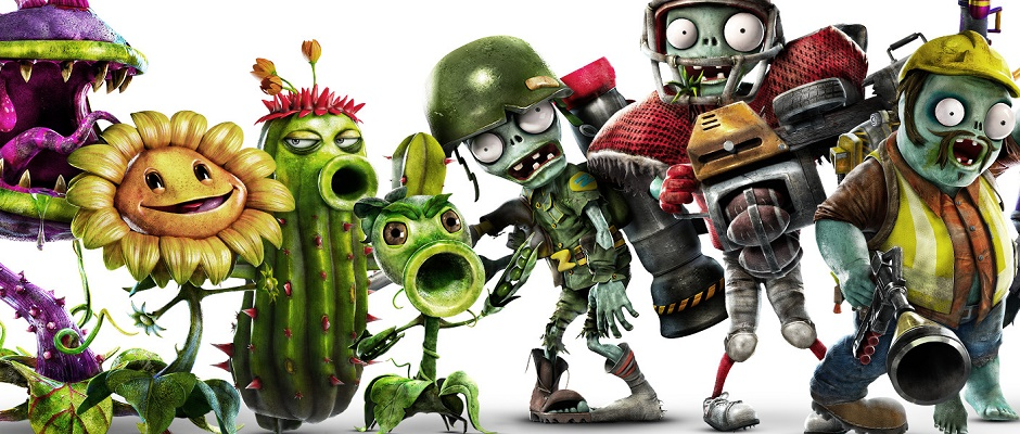 Plants vs Zombies Garden Warfare 2 Feature