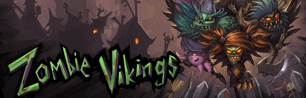 Zombie Vikings Ragnarök Edition Logo