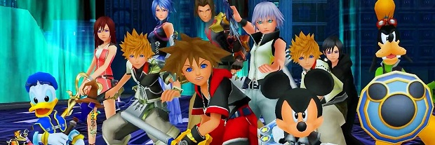 Kingdom Hearts HD 2.8 Logo