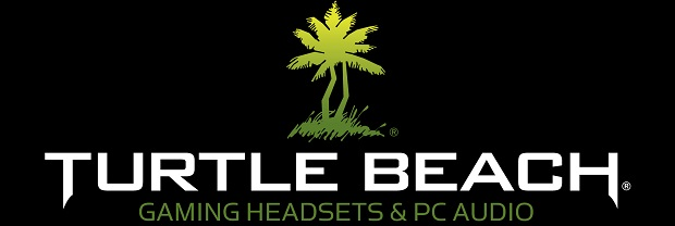 Turtle Beach Logo BK