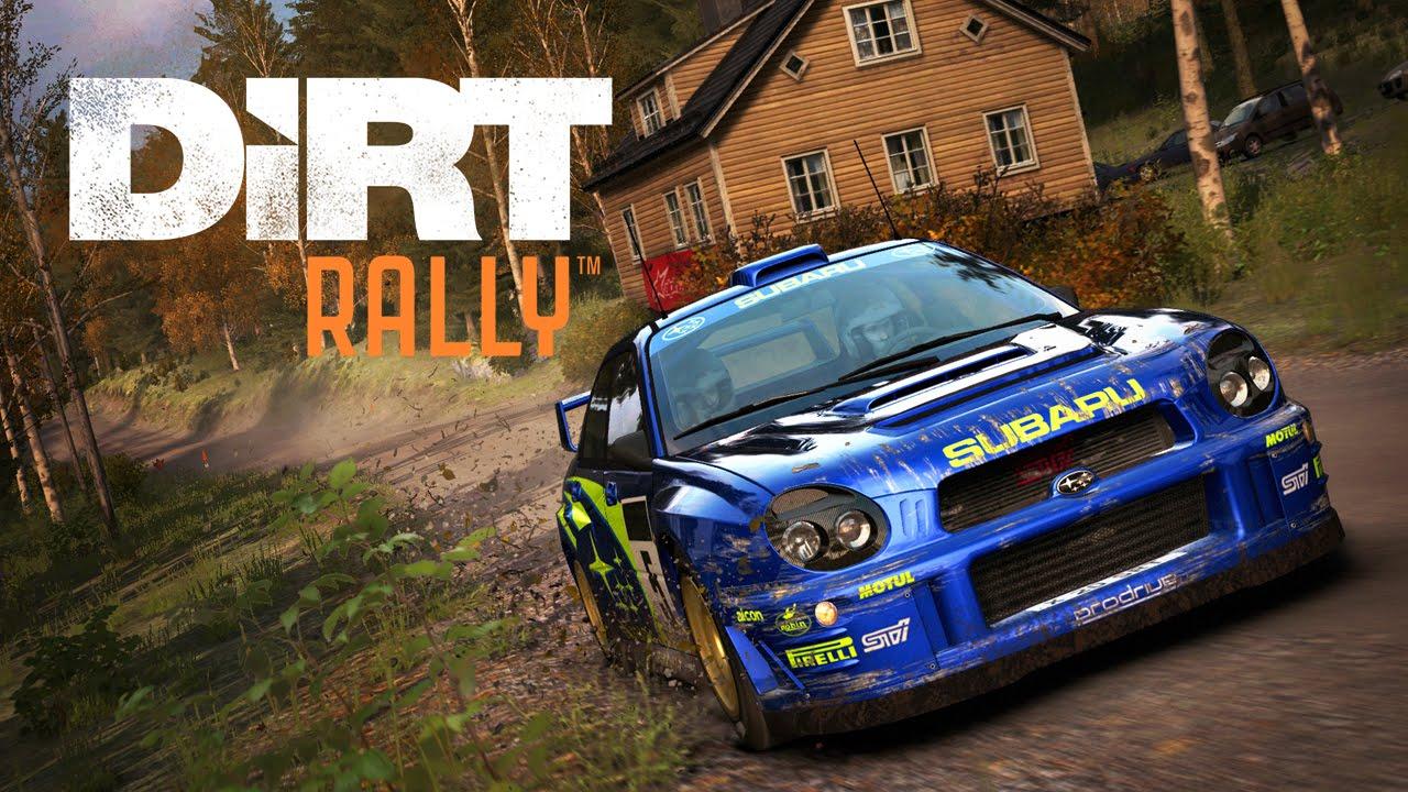 Dirt Rallye