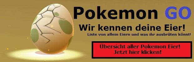 Go Eierliste - Werbung