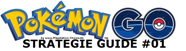 Pokemon-Go-Logo Strategieguide