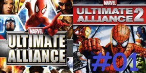 Marvel Ultimate Alliance Bundle #01