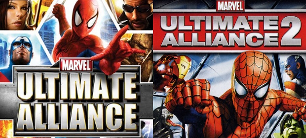 Marvel Ultimate Alliance Bundle Logo1